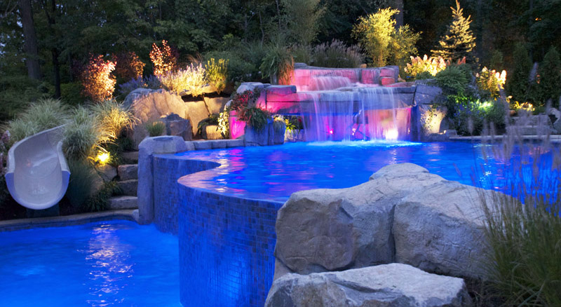 fake-grass A Guide To Effective Pool Landscaping