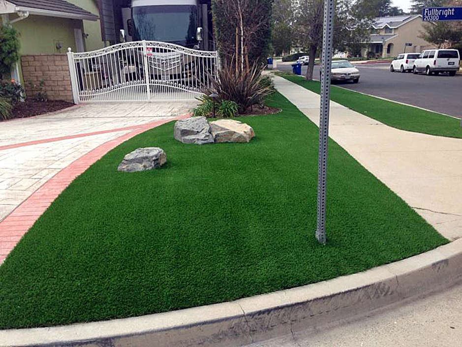 Artificial Turf Arnold Maryland Landscape Front Yard