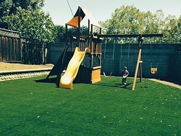 Artificial Grass Photos: Artificial Turf West Laurel Maryland  Kids Safe  Back Yard