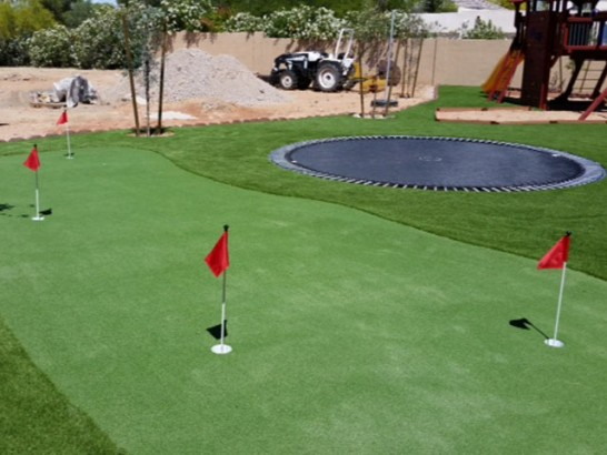 Fake Grass Carpet Marlton, Maryland Artificial Putting Greens, Backyard Landscape Ideas artificial grass