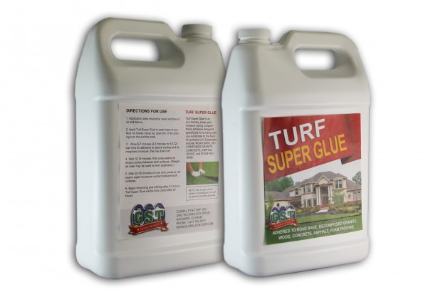 Turf Super Glue fake grass tools