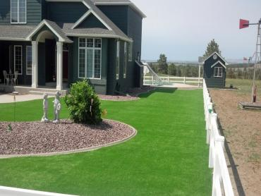 Artificial Grass Photos: Fake Turf Eldersburg Maryland  Landscape  Pavers Front Yard