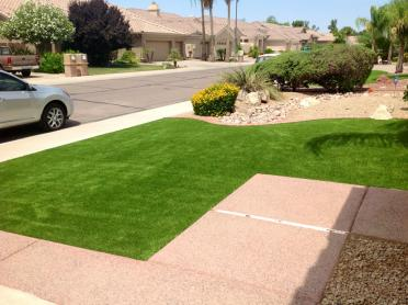 Artificial Grass Photos: Fake Turf Lanham Maryland  Landscape  Commercial Landscape