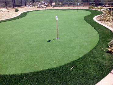 Artificial Grass Photos: Golf Putting Greens Londontowne Maryland Synthetic Grass