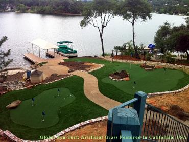 Artificial Grass Photos: Putting Greens Brooklyn Park Maryland Fake Turf