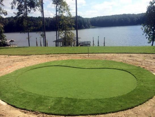 Artificial Grass Photos: Putting Greens Kent Narrows Maryland Artificial Turf  Front