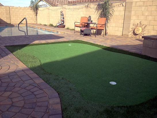 Artificial Grass Photos: Putting Greens Peppermill Village Maryland Synthetic Turf