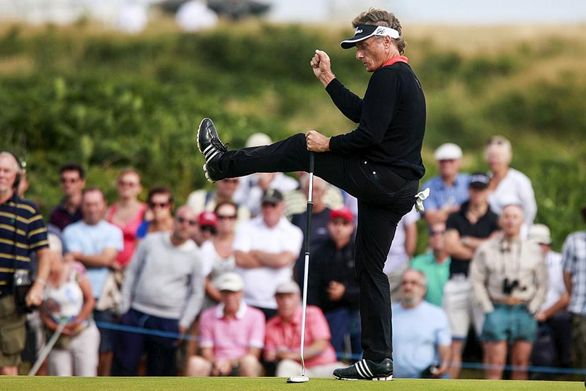 Golf-Turnament_Senior-Open-Championships_Bernhard-Langer